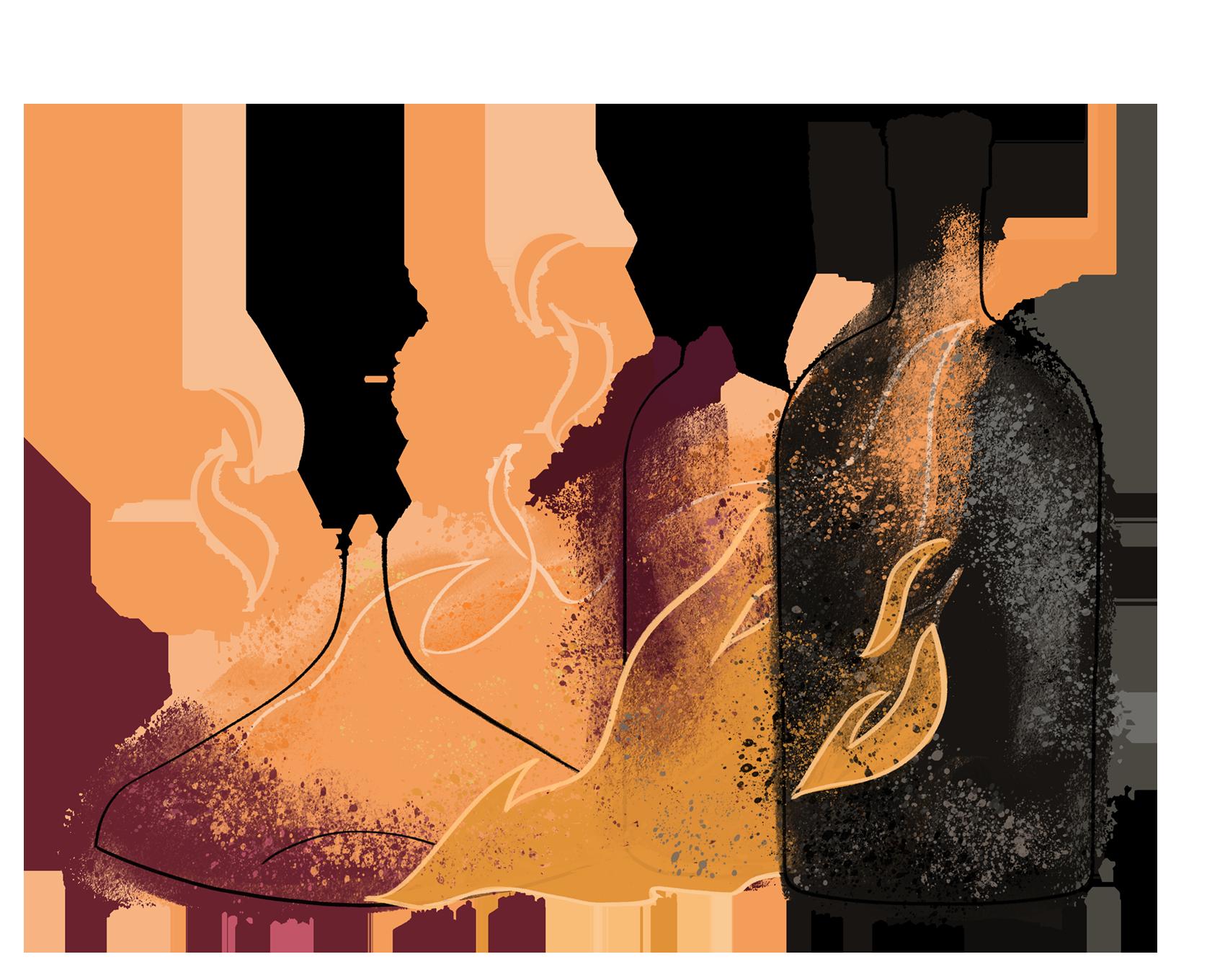 10 - starka viner, starka smaker