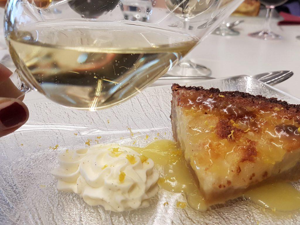 Mat och vin key lime pie