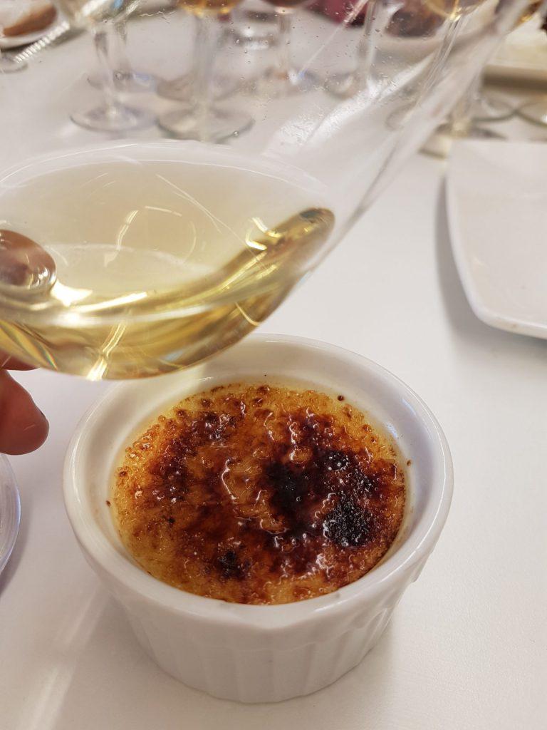 Vin och brulee