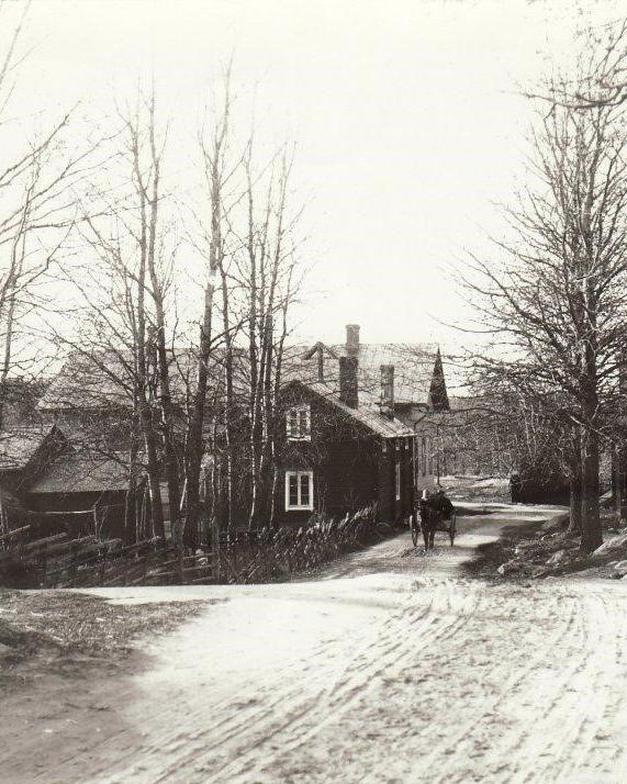 Vinsmedjan ca år 1890 hela